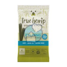 100 gram True Hemp Dental Sticks Calming Support for Dogs