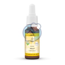 20 ml Lemon Pharma No. 15 Original Bach Bloesem Holly Biologisch