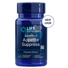 60 capsules Life Extension Advanced Natural Appetite Suppress