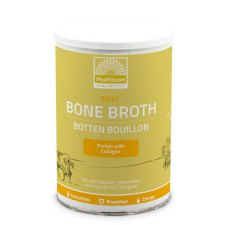 250 gram Mattisson Bone Broth Bottenbouillon Rund