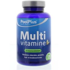 120 tabletten PoolPlus Multivitamine Pool Plus