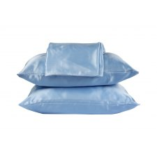 1 set Beauty Pillow Dekbedovertrek Set Blauw 200x200/220 2-Persoons