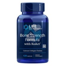 120 capsules Life Extension Bone Strength Formula with KoAct