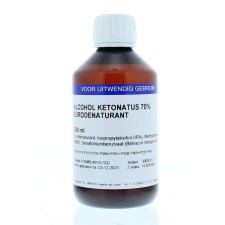 300 ml Fagron Alcohol Ketonatus 70%