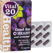 30 capsules Vital20 Good For Heart and Arteries