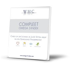 1 test WHC Compleet Omega-3 Index