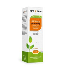 10 ml New Care D3 10 mcg Druppels Plantaardig