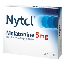 30 tabletten Nytol Melatonine 5 mg