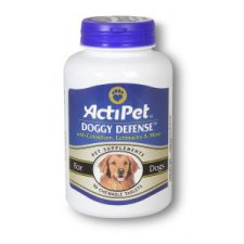 90 kauwtabletten Actipet Doggy Defense