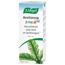 100 ml A.Vogel Keelsiroop Junior