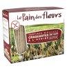 150 gram Le Pain des Fleurs Krokante Bio Crackers met Haver Biologisch