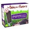150 Gramm Le Pain des Fleurs Krokante Bio Crackers met Zwarte Rijst Biologisch