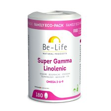 180 softgels Be-Life Super Gamma Linolenic