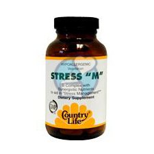 90 tabletten Country Life Stress M RR