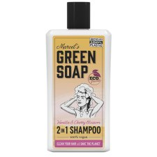 500 ml Marcel's Green Soap 2 in 1 Shampoo Vanilla & Cherry Blossom