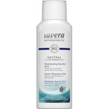 200 ml Lavera Neutral Ultra Sensitive Shampoo Douche 2-in-1