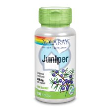100 capsules Solaray Juniper 450 mg