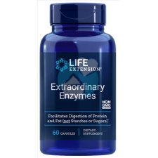 60 capsules Life Extension Extraordinary Enzymes