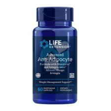 60 capsules Life Extension Advanced Anti-Adipocyte