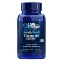 60 tabletten Life Extension Bromelain 500 mg