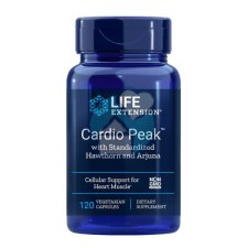 120 capsules Life Extension Cardio Peak