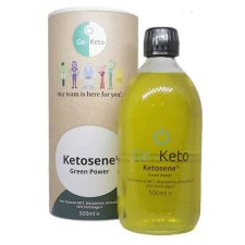 500 ml Go-Keto Ketosene Green Power