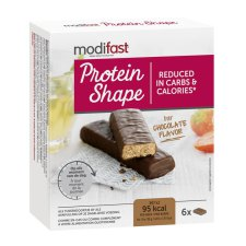 6 repen Modifast Protein Shape Repen Chocolade