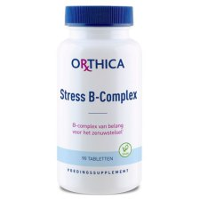 90 tabletten Orthica Stress B-Complex