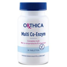 30 tabletten Orthica Multi Co-Enzym