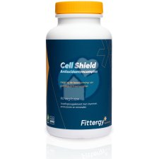 90 capsules Fittergy Cell Shield - Antioxidantencomplex Pot
