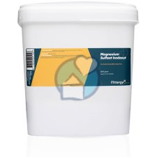 2500 gram Fittergy Magnesium Sulfaat Badzout