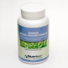 60 capsules Nutrisan Advanced Natural Prostate Formula