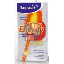 40 tabletten Dagravit All Day Energy Bruistabletten
