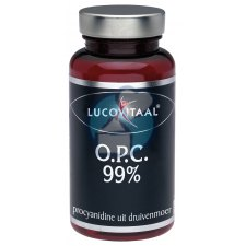 48 capsules Lucovitaal OPC 99%