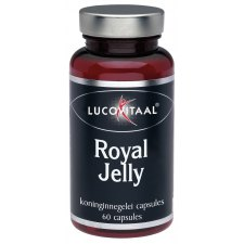 60 capsules Lucovitaal Royal Jelly