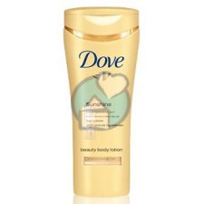 250 ml Dove Body Lotion Sunshine Lichte tot Normale Huid