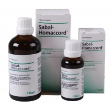 100 ml Heel Sabal Homaccord