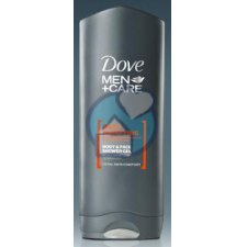 250 ml Dove Men Care Body Face Shower Gel Daily Purifying