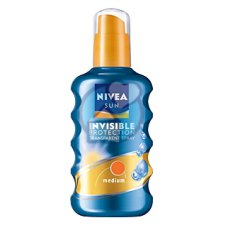 200 ml Nivea Sun Invisible Protection Spray 10