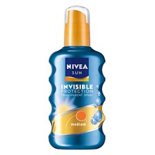 200 ml Nivea Sun Invisible Protection Spray 30